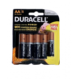 duracell AA power batterijen 5 stuks in blister